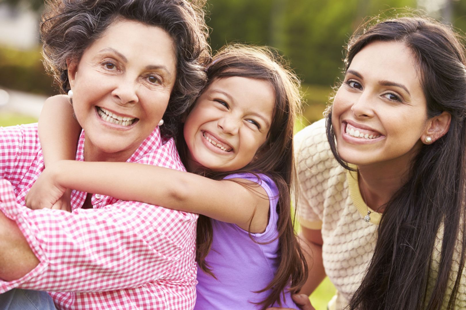 Smiling women happy with women's health physical therapy from PT Central in Oklahoma